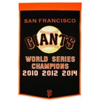 MLB San Francisco Giants Dynasty Banner