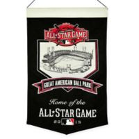 MLB Cincinnati Reds 2015 All Star Game Stadium Banner