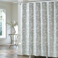 J. Queen New York™ Mika Shower Curtain in Sea Foam