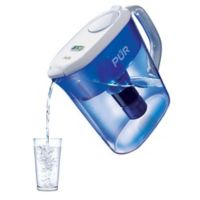Pur® Ultimate 11-Cup Water Pitcher with Lead Reduction Filter