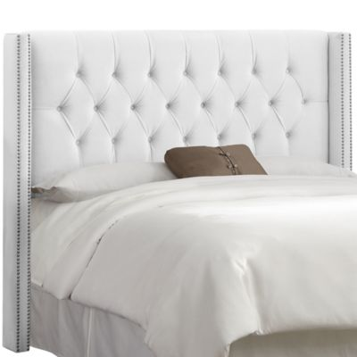 Skyline Furniture Drexel Queen Headboard In White