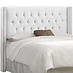 Skyline Furniture Drexel Queen Headboard in White