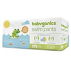 Babyganics® 11-Count Medium Color Changing Disposable Swim Diapers