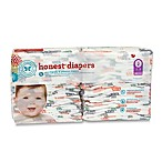Honest 40-Pack Size 2 Diapers in Multicolored Giraffe Pattern