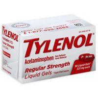 Tylenol® 90-Count Regular Strength 325 mg Liquid Gels