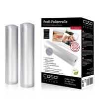 Caso® 7.9-Inch x 19.6-Foot 50-Pack Vacuum Bag Rolls
