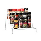 SALT™ 3-Tier Spice Rack in White