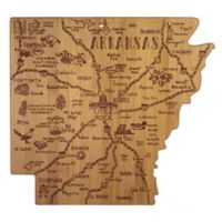 Totally Bamboo Destination Arkansas Cutting/Serving Board