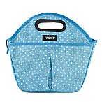 PackIt®  Traveler Bag in Chambray Dot Blue
