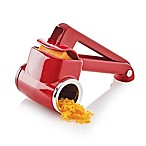 KitchenAid® No-Mess No-Stress Rotary Grater in Red