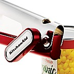 KitchenAid® No-Mess No-Stress Can Opener in Red