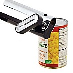 KitchenAid® No-Mess No-Stress Can Opener in Black