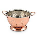 Thirstystone® Hammered Penny Colander in Copper