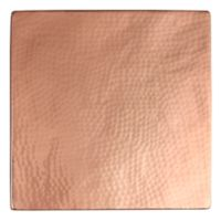 Thirstystone® Hammered Penny Copper Trivet