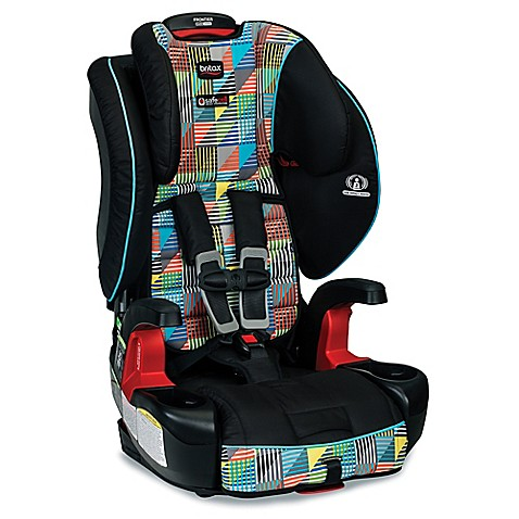 BRITAX Frontier® ClickTight XE Series Harness-2-Booster Seat with Mat & Shades in Vector