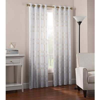 panel check new panels with curtain tiebacks s curtains shop deals on decor tailored by pair watermelon charlestown inch