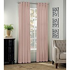 Newport Grommet Window Curtain Panel and Valance