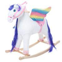 Happy Trails Pegasus Rocking Horse