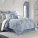 Piper & Wright King Ansonia Comforter Set In Indigo