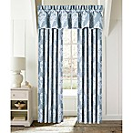 Piper & Wright Ansonia 84-Inch Rod Pocket Window Curtain Panel Pair in Indigo