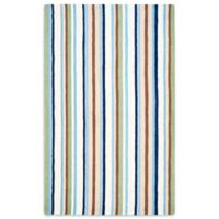 Safavieh Kids® Stripe 8-Foot x 10-Foot Multicolor Area Rug
