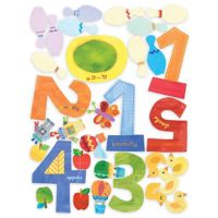 Counting Numbers Wall Decals