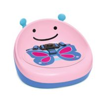 Skip Hop® Zoo Butterfly Booster Seat in Pink