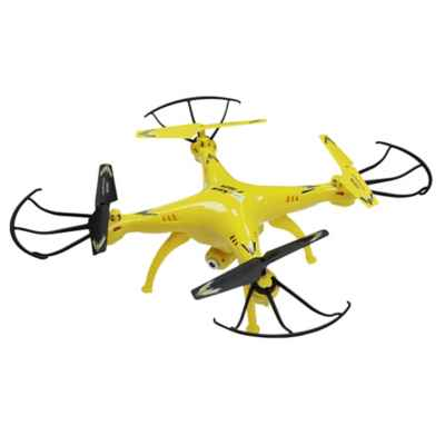 Swift Stream Z-36CV Wi-Fi Camera Drone in Yellow