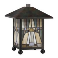 Buy Quoizel Tiffany Table Lamp Bed Bath Beyond