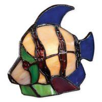 Quoizel Tiffany Angel Fish Table Lamp