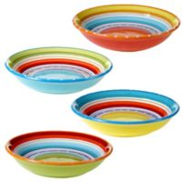 Certified International Mariachi Soup/Pasta Bowl (Set 4)