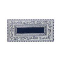Maxwell & Williams™ Antico 19-Inch Rectangular Platter in Blue