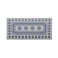 Maxwell & Williams™ Antico 21.5-Inch Rectangular Platter in Blue