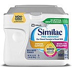 Similac® Pro-Advance™ 2 oz. Non-GMO Baby Powder Formula