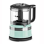 KitchenAid® 3.5-Cup Mini Food Processor in Ice Blue