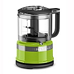 KitchenAid® 3.5-Cup Mini Food Chopper in Green Apple