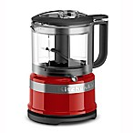 KitchenAid® 3.5-Cup Mini Food Processor in Empire Red
