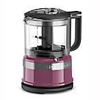 KitchenAid® 3.5-Cup Mini Food Chopper in Boysenberry