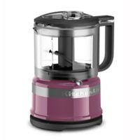 KitchenAid® 3.5-Cup Mini Food Processor in Boysenberry