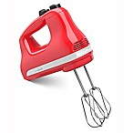 KitchenAid® 5 Speed Hand Mixer in Watermelon