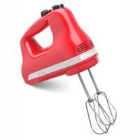 KitchenAid® 5 Speed Hand Mixer in Watermelon