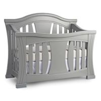 Baby Appleseed® Palisade 4-in-1 Convertible Crib in Moon Grey