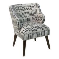 Skyline Furniture Wesley Accent Chair in White