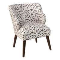 Skyline Furniture Wesley Accent Chair in Cream
