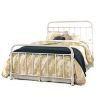 Kirkland Twin Bed in White