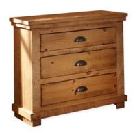 Willow Nightstand in Distressed Pine