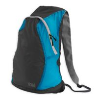 Lewis N. Clark Electrolight™ Backpack in Charcoal/Blue