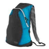 Lewis N. Clark Electrolight™ Backpack in Charcoal/Blue