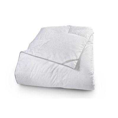 Wesley Mancini Premium Warmth King Down Comforter In White