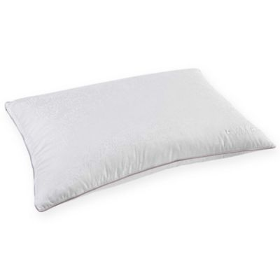 wesley mancini goose down jumbo pillow